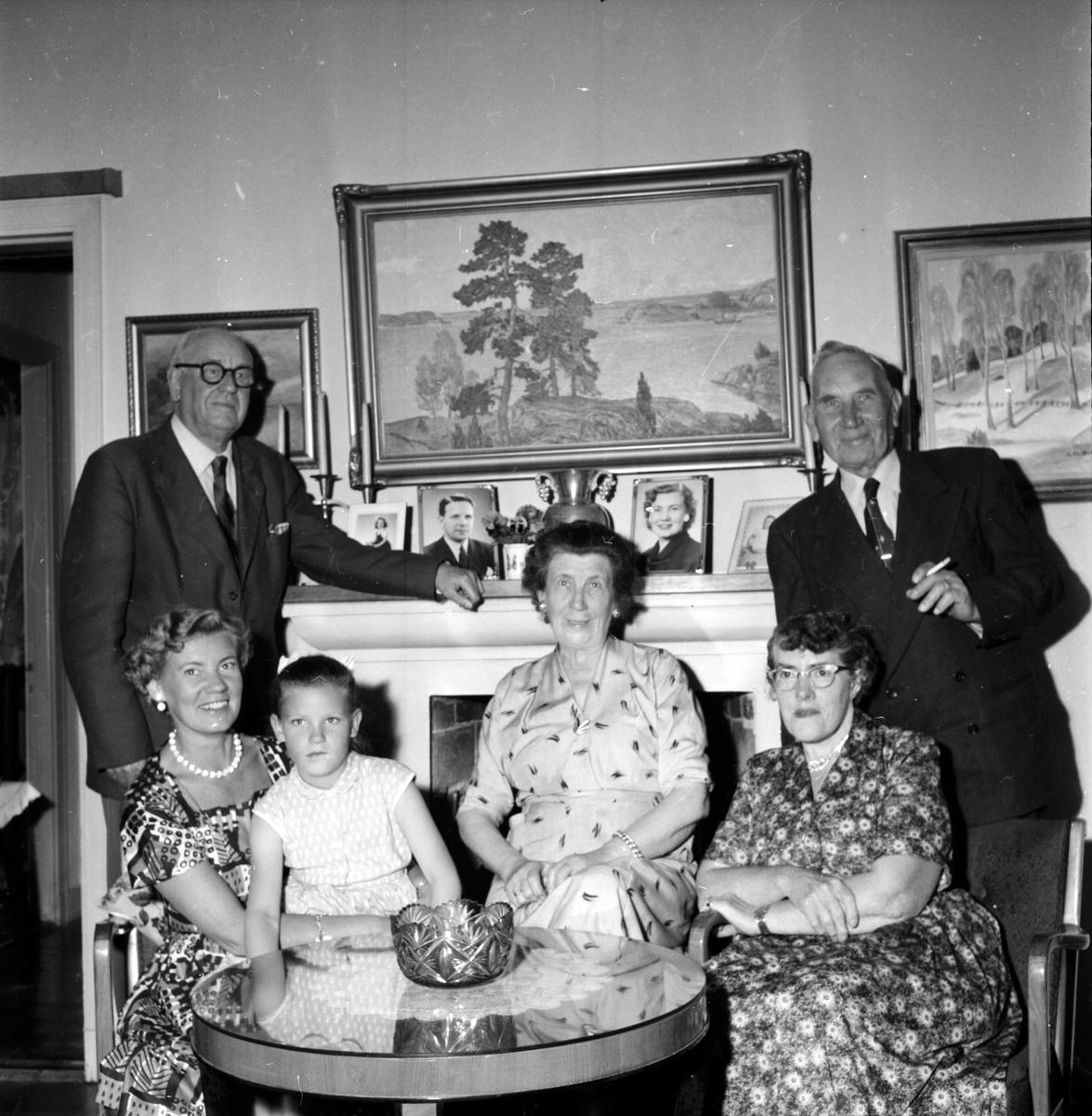 Berge Robert, Guldgrävare fr USA, 9 Juli 1957