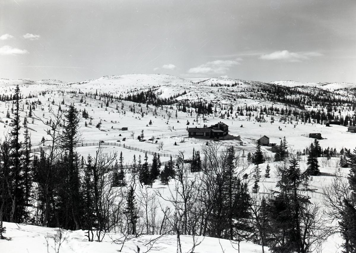 Sørbekkseter Fjellstue