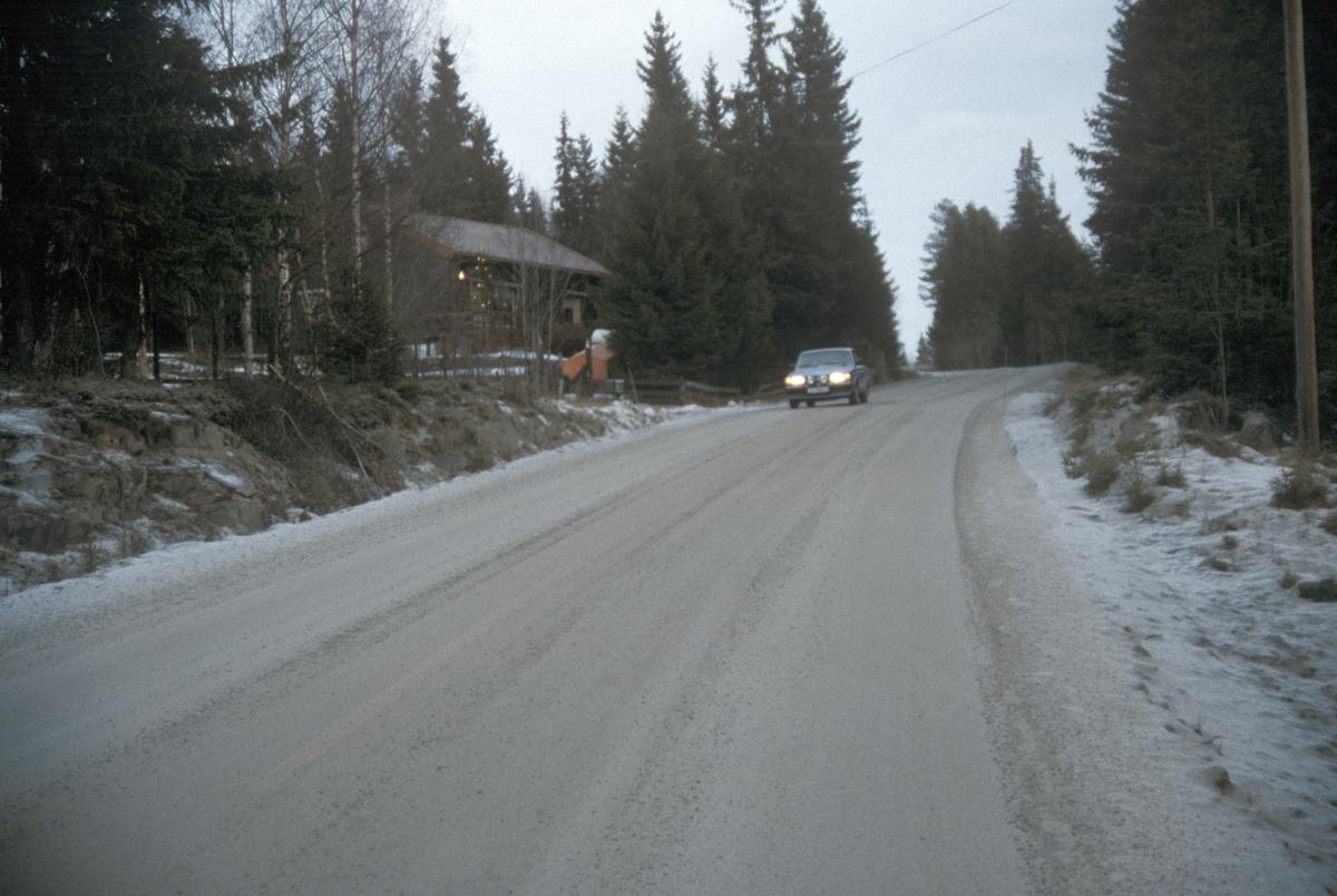 Lillehammer, Øvre Ålsbygda, Nordsetervegen skal utbygges, mellom Olasvevegen og Sjøsetervegen, mot øst