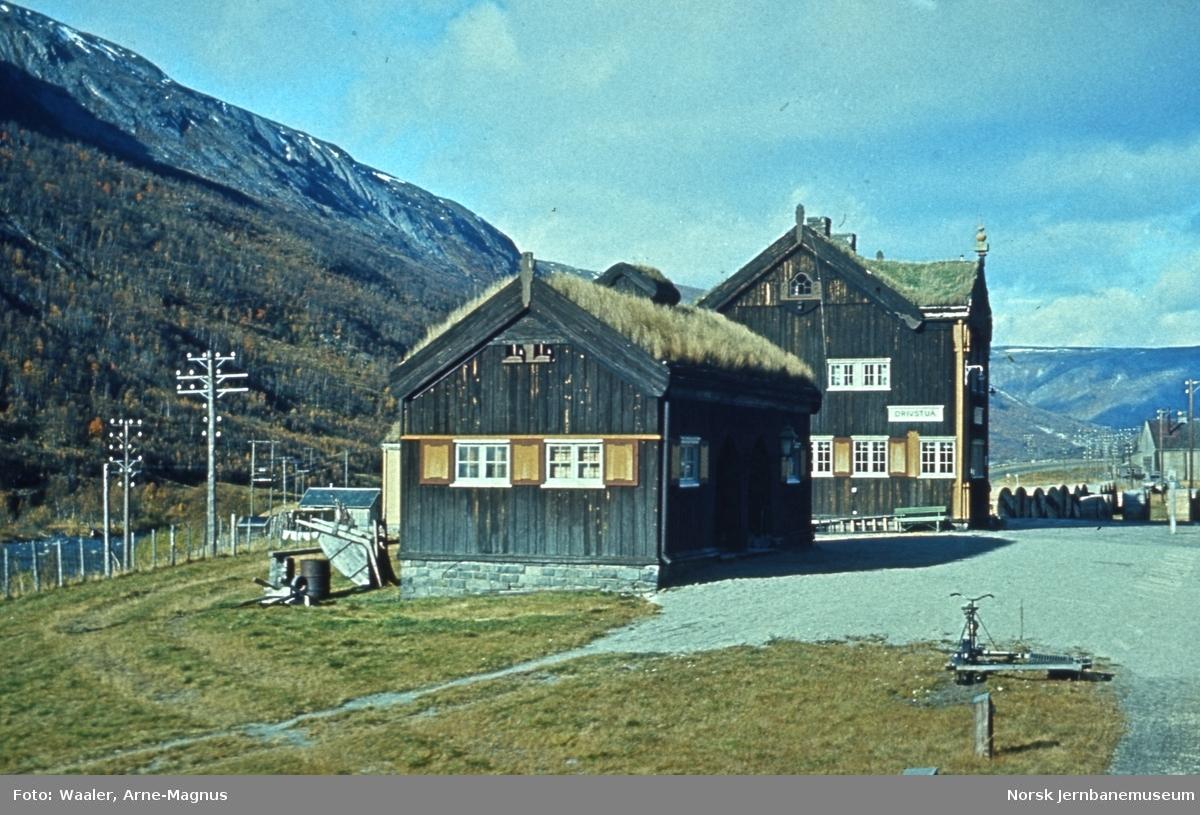 Drivstua stasjonsbygning