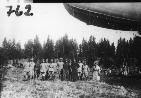 Fältballong m/1932, A 6.