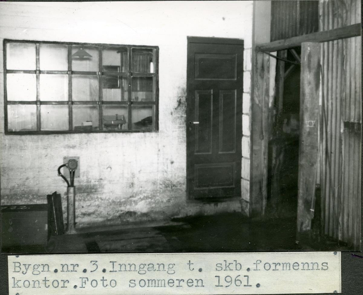 Bygg nr. 3 ved LMV