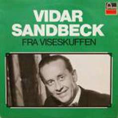 Vidar Sandbeck LP nr. 3 Fra viseskuffen (Foto/Photo)