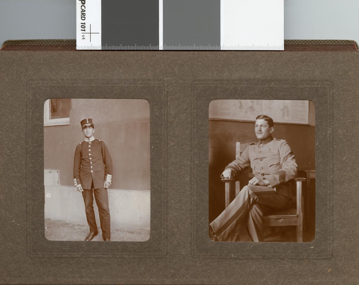Soldat vid Göta livgarde I 2.