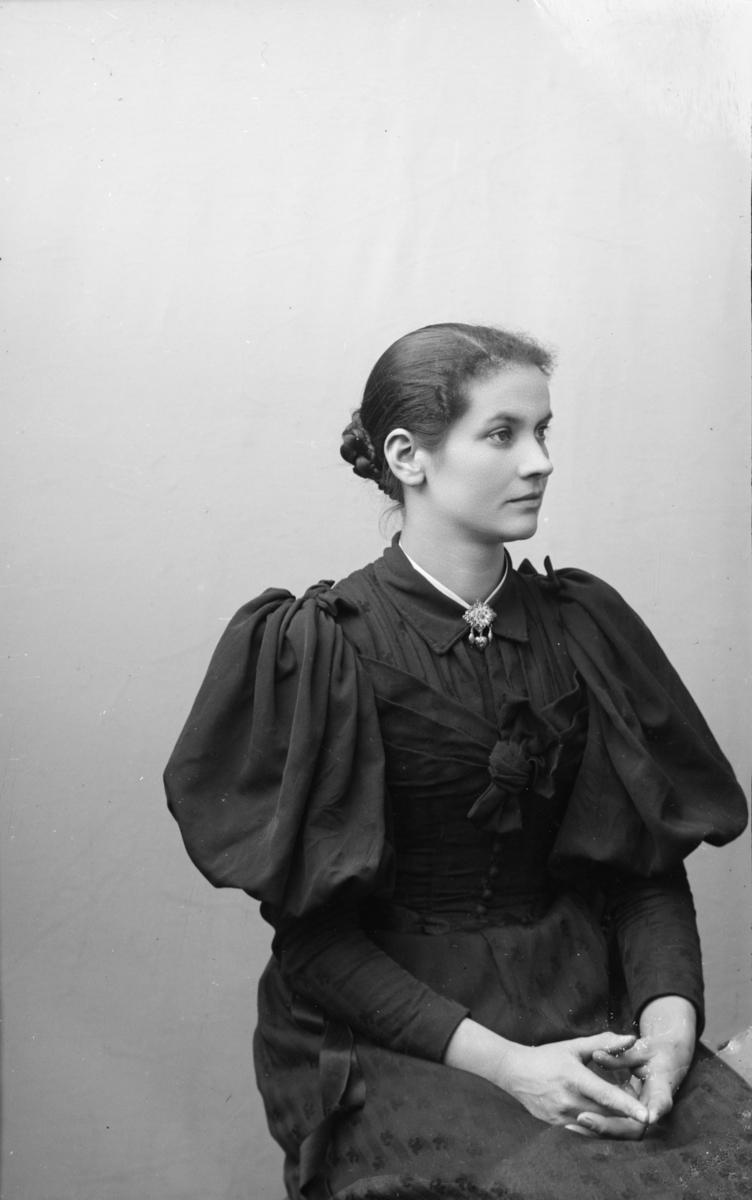 Portrett av A. C. Øverlie
