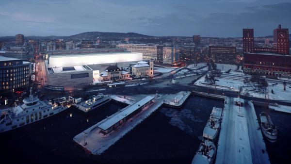 Nasjonalmuseet for kunst, arkitektur og design. Foto/Photo