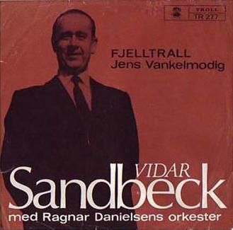 Vidar Sandbeck single nr. 22