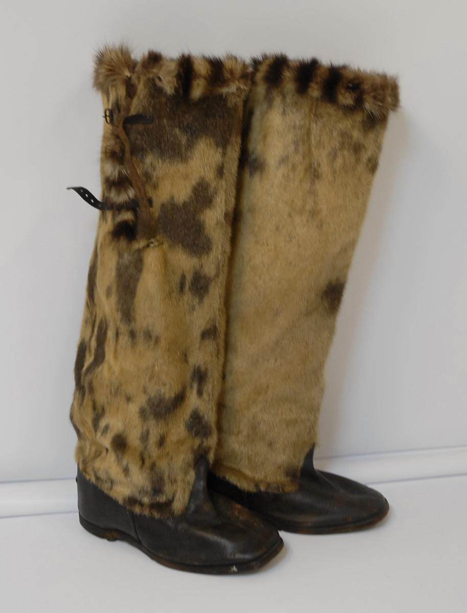 Støvler, mann