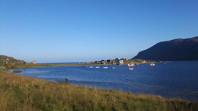 Smørfjord i Porsanger