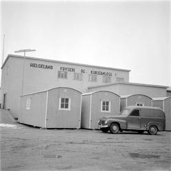 Istransport. Helgeland fryseri og kjøletransport, 1959.