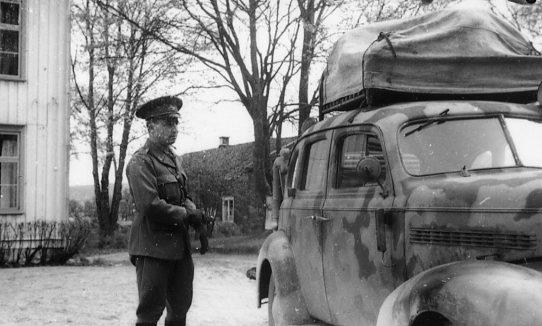 Milldahl, löjtnant, A 6.