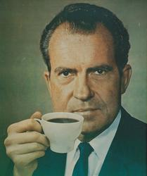 Nixon Visions  [Collage av papir]
