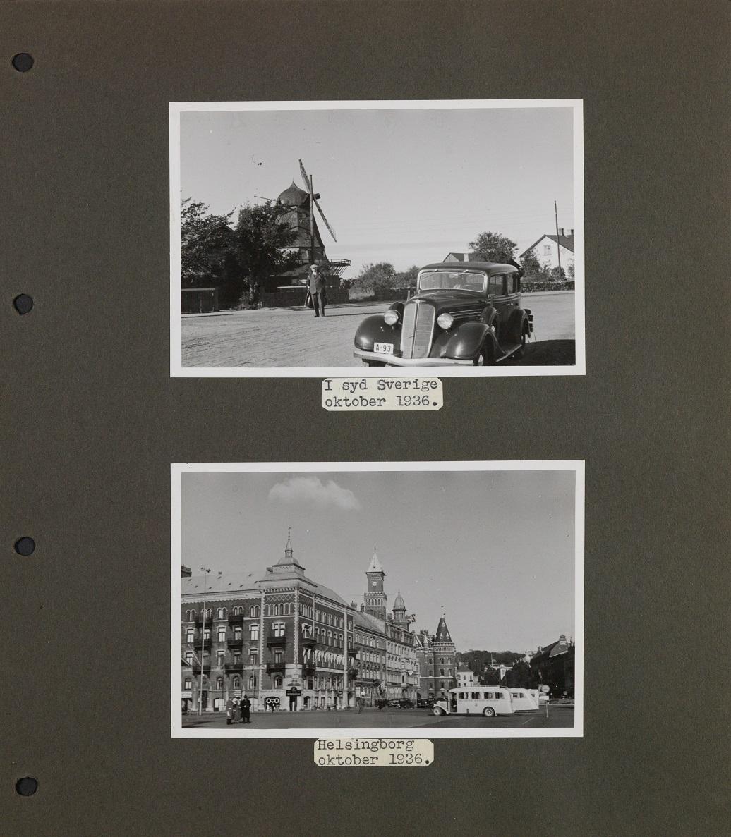 Bildet er en kopi hentet fra album Y i Utrykningspolitiets fotosamling