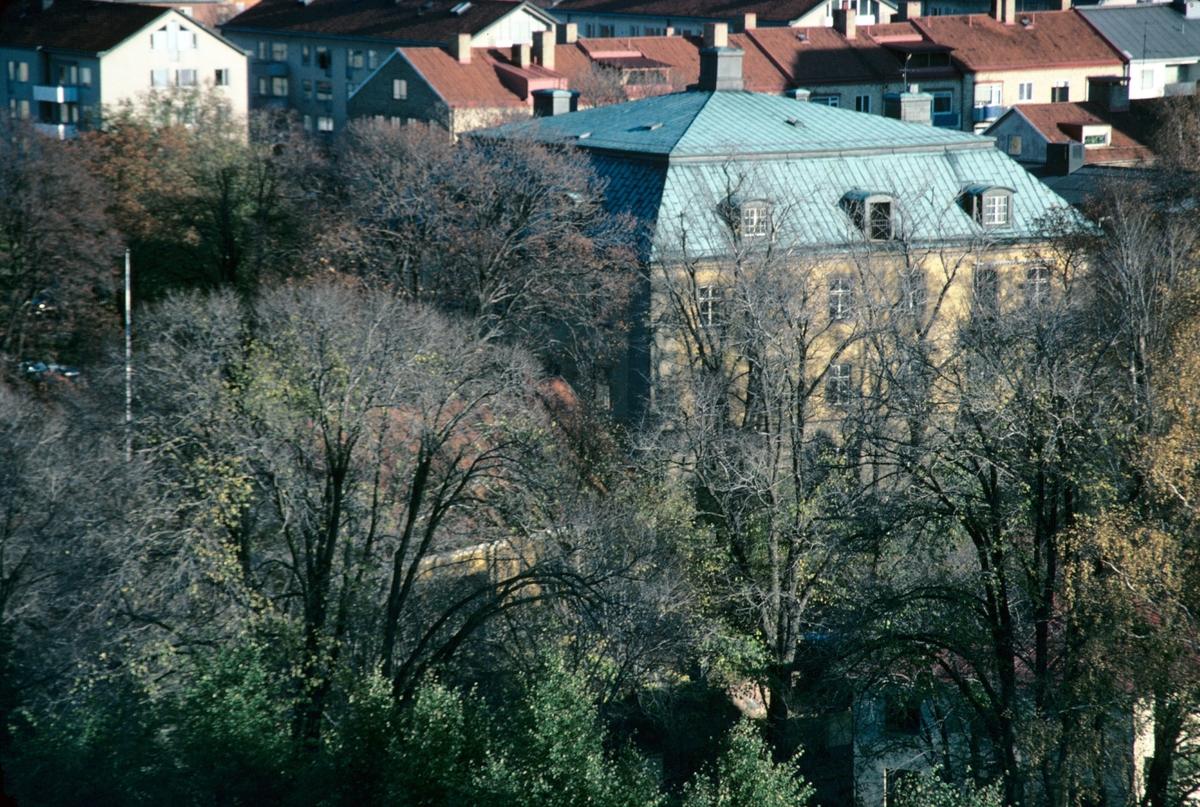 Stadsvy, Gävle slott.