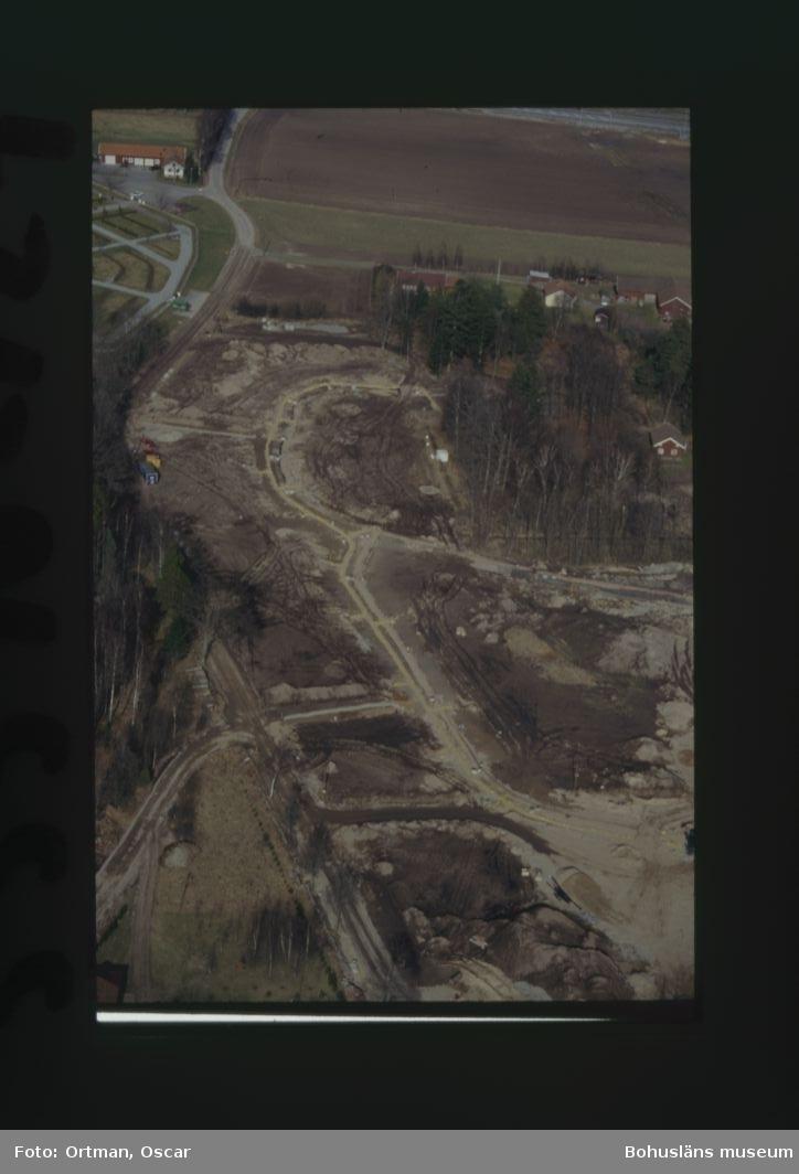 Norum 159.  Exploateringen på börjad område B i träddungen i öster. Fotograferat från sydväst Fotograferat från sydväst