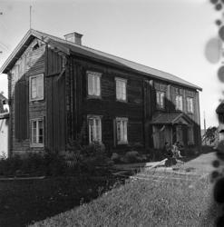 En av de gamla släktgårdarna i Harv som senare (1963) blev l