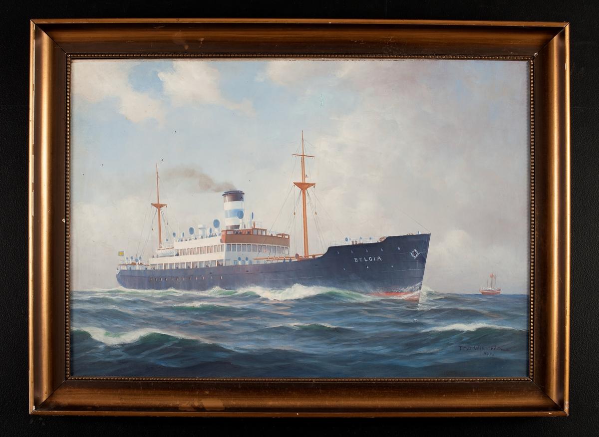 Wikström, Titus (1887 - 1979)