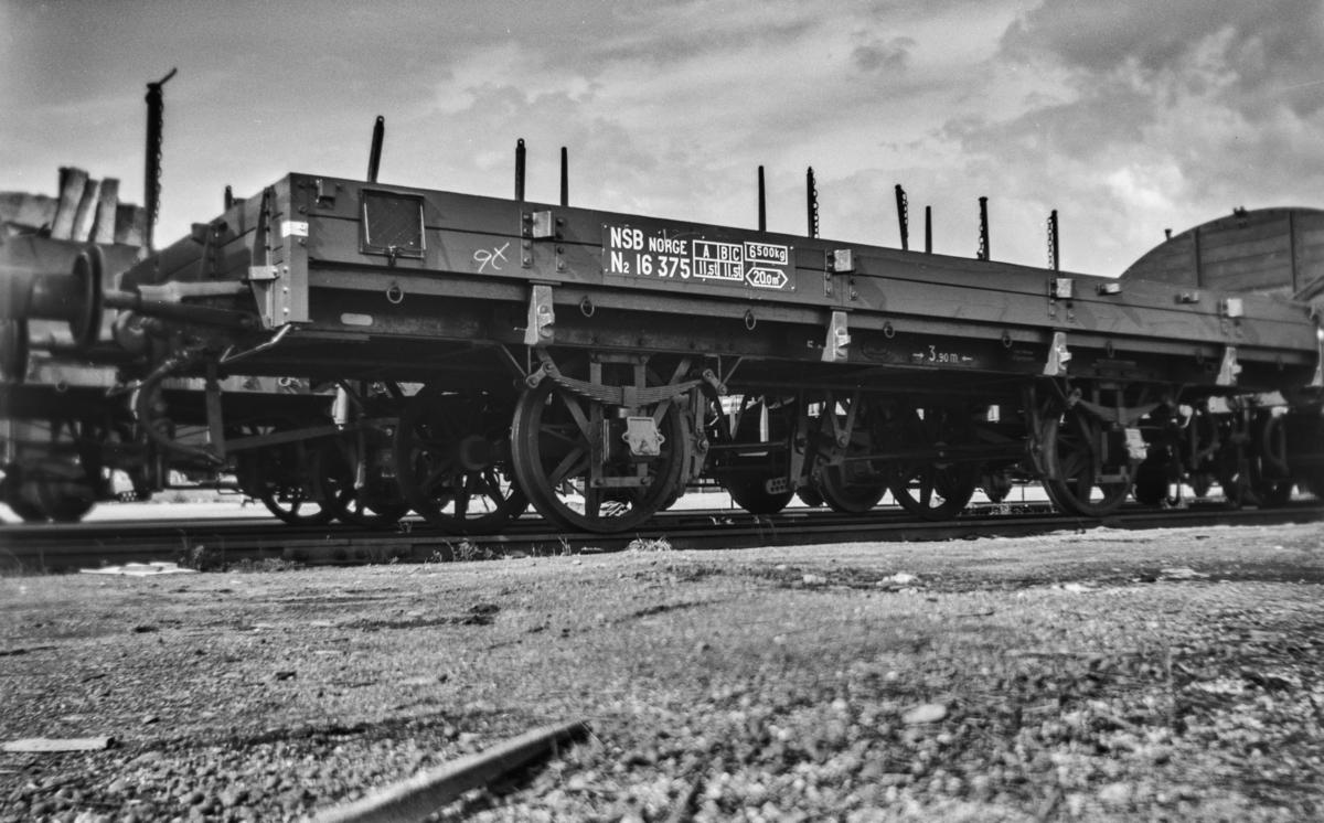 Normalsporet type N2 nr. 16375.