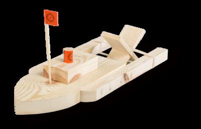 Strikkbåt. Foto/Photo