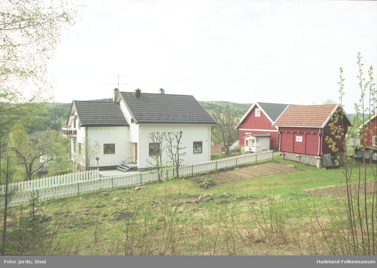 Plassen Granheim på Harestua.