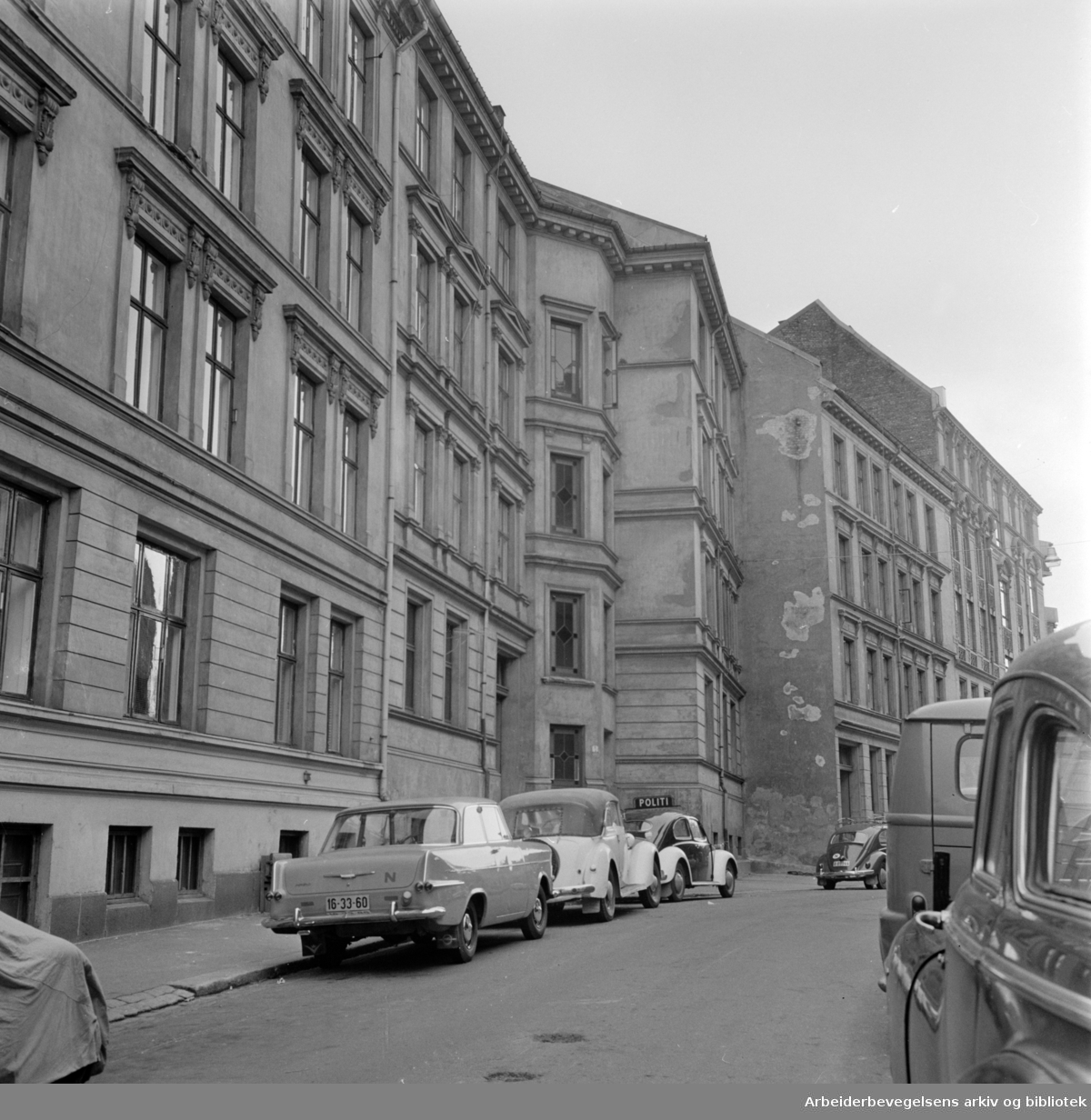 Krumgata 4. Oktober1963