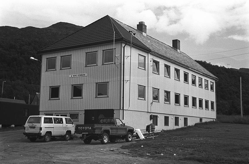 Rådhuset i Berg.