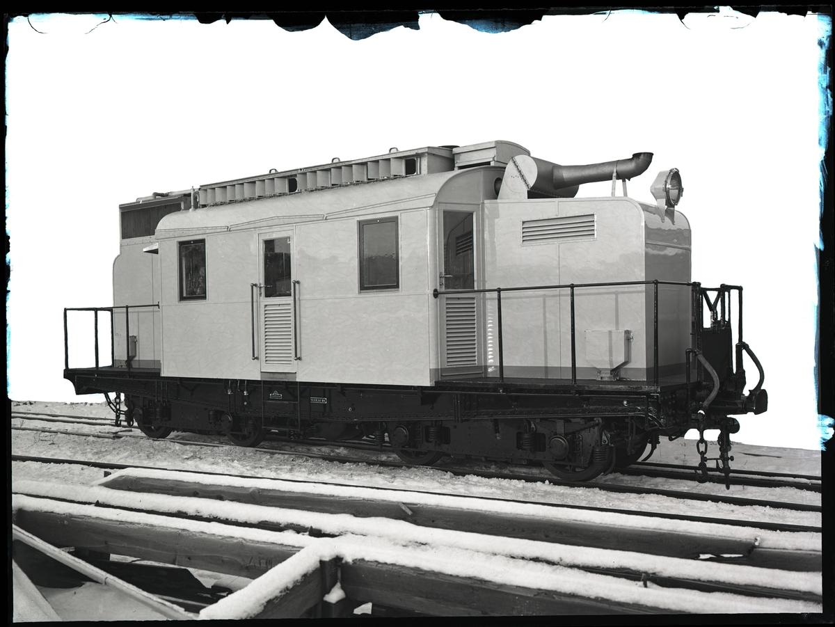 Lokomotiv för CFT, Tunisien. Tillverknings år: 1923.