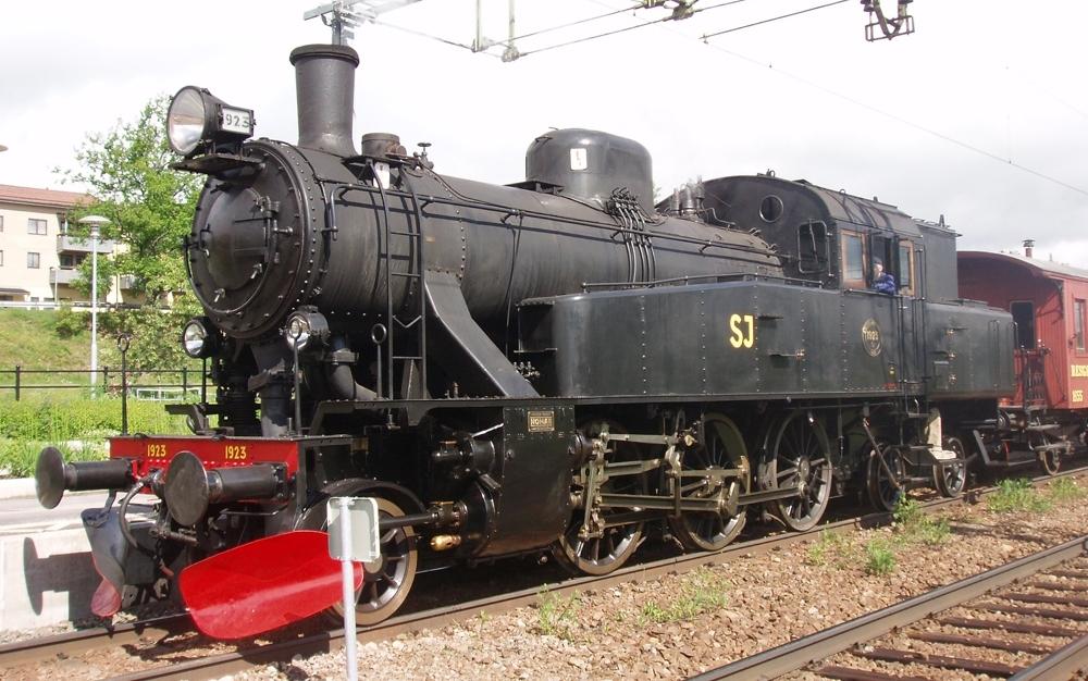 SJ S1 nr 1923 Tillverkningsnummer: NH 2224.