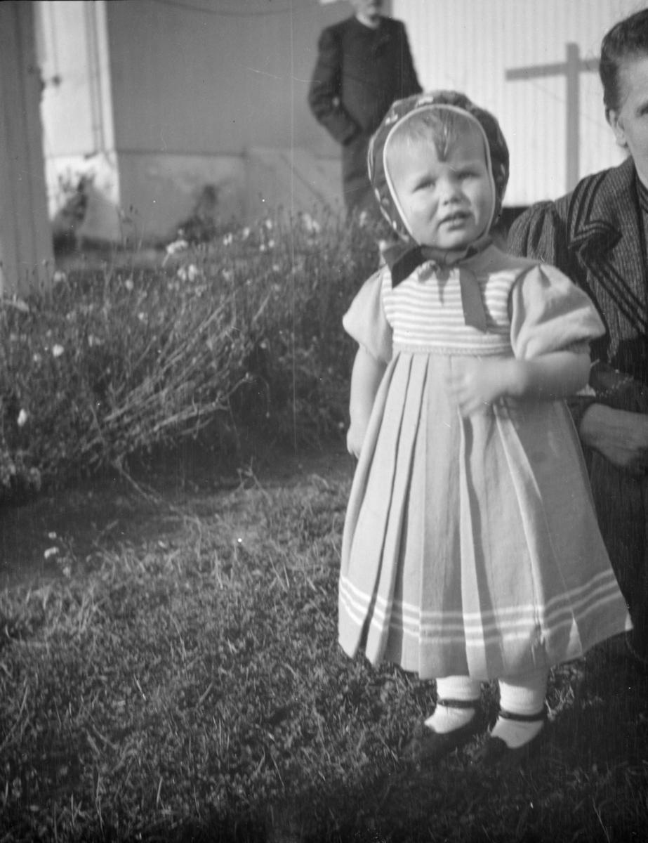 Et lite barn, Ingerid Jorde