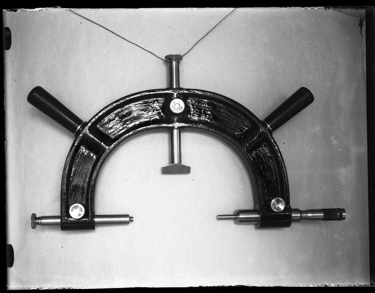 Mikrometer för Kungliga Marinförvaltningen.