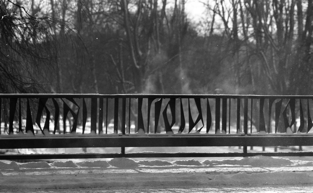 Islandsbron, Uppsala 1962