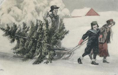 Seniorkveld: «Husker du?» Mimring, allsang, kaffe og sju kakeslag. Spennende gjest fra Elverum pynter sitt barndoms juletre. Hvem er det?