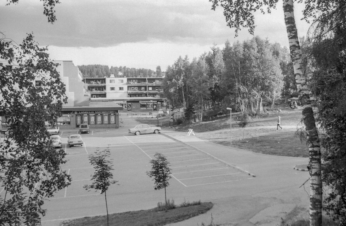Langus senter på Vevelstad.