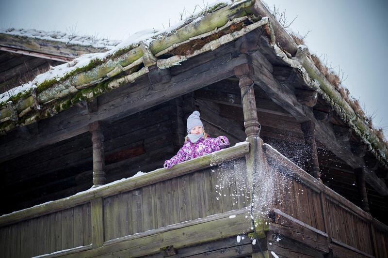 Winter wonderland at Gamle Hvam Museum (Foto/Photo)