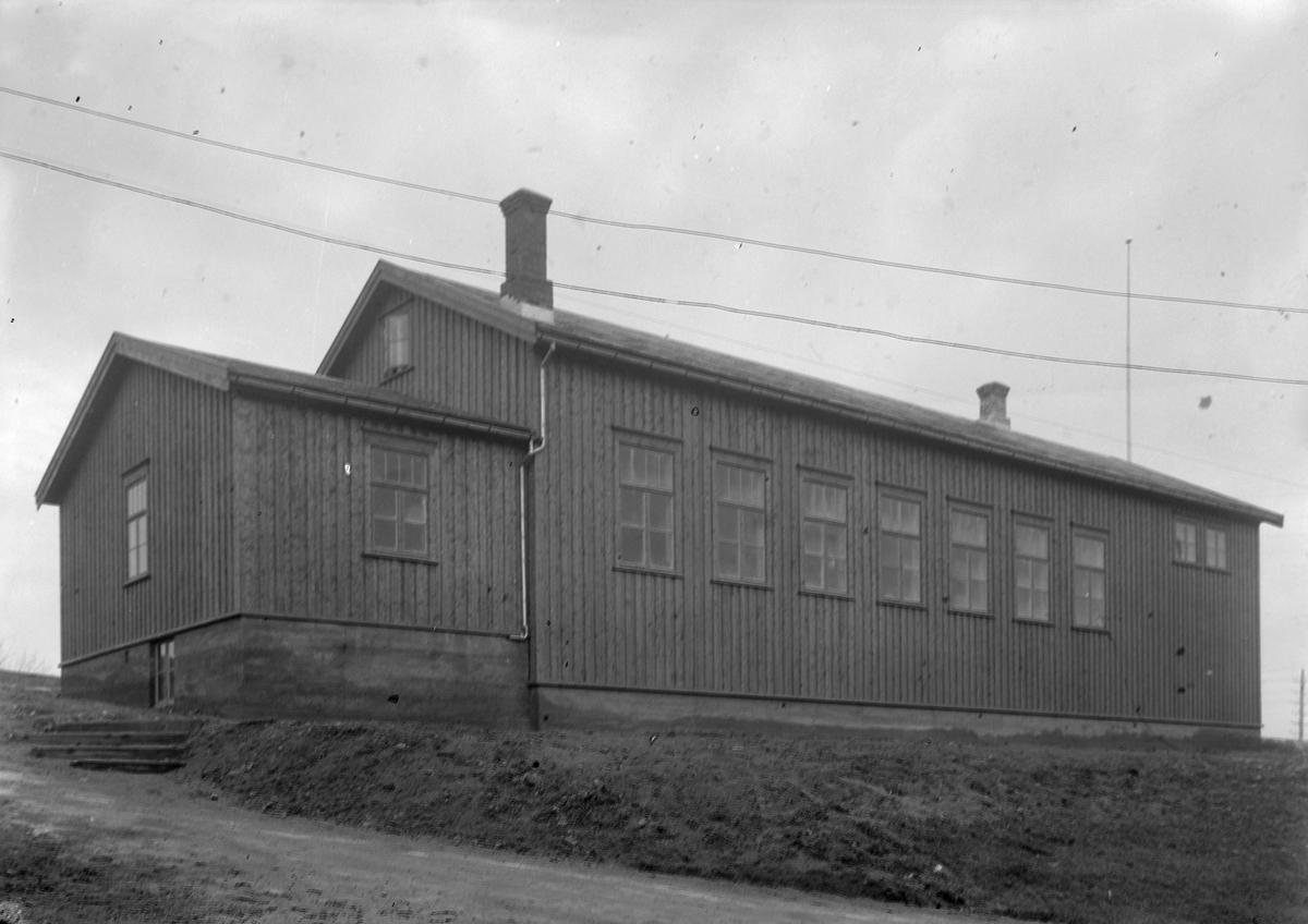 Skogn Folkehøgskole - ny gymnastikkbygning
