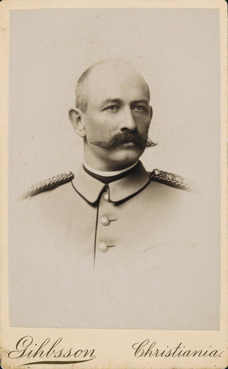 Portrett av Selmer (major).