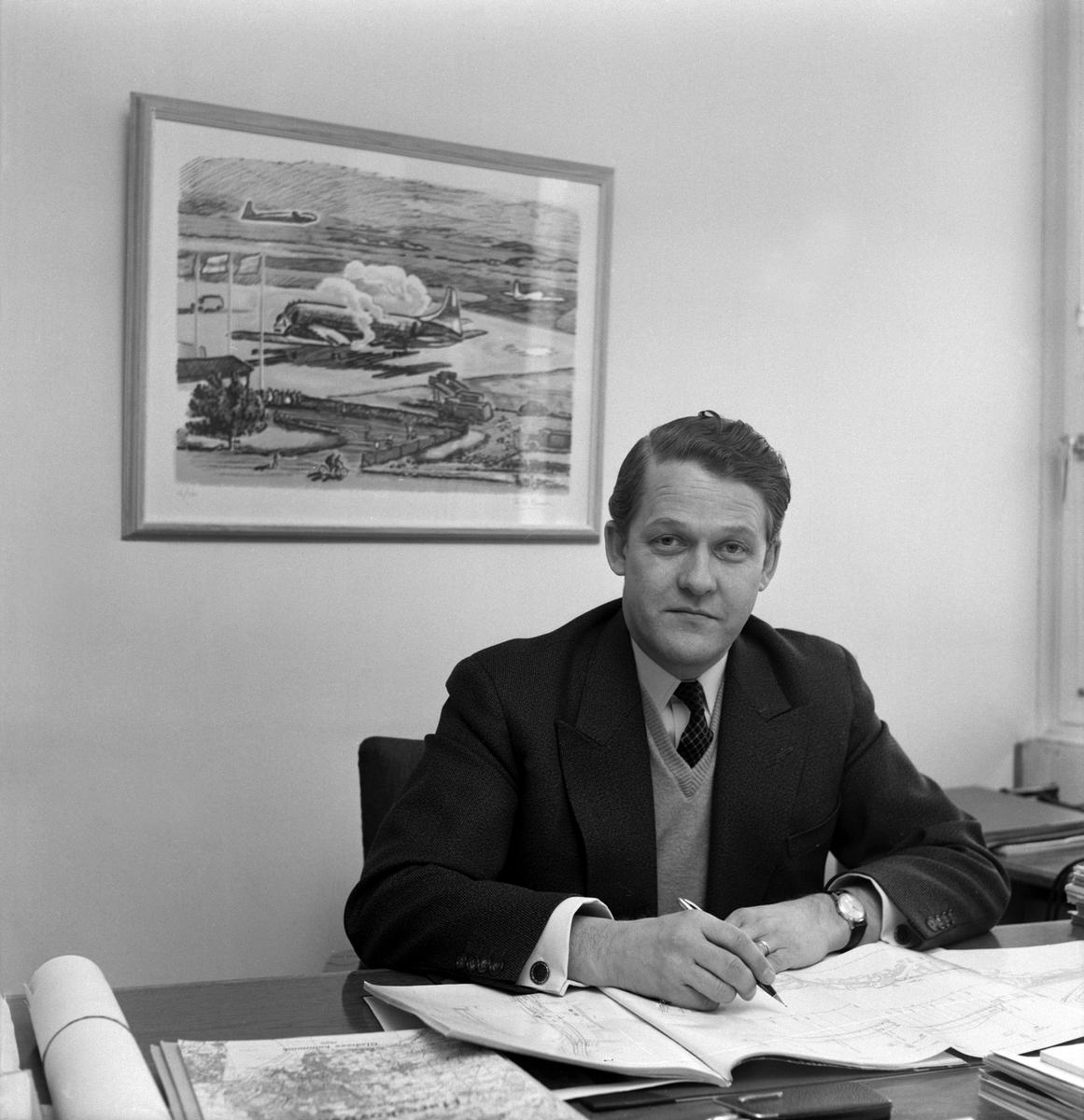 Byråchef S. Samuelsson