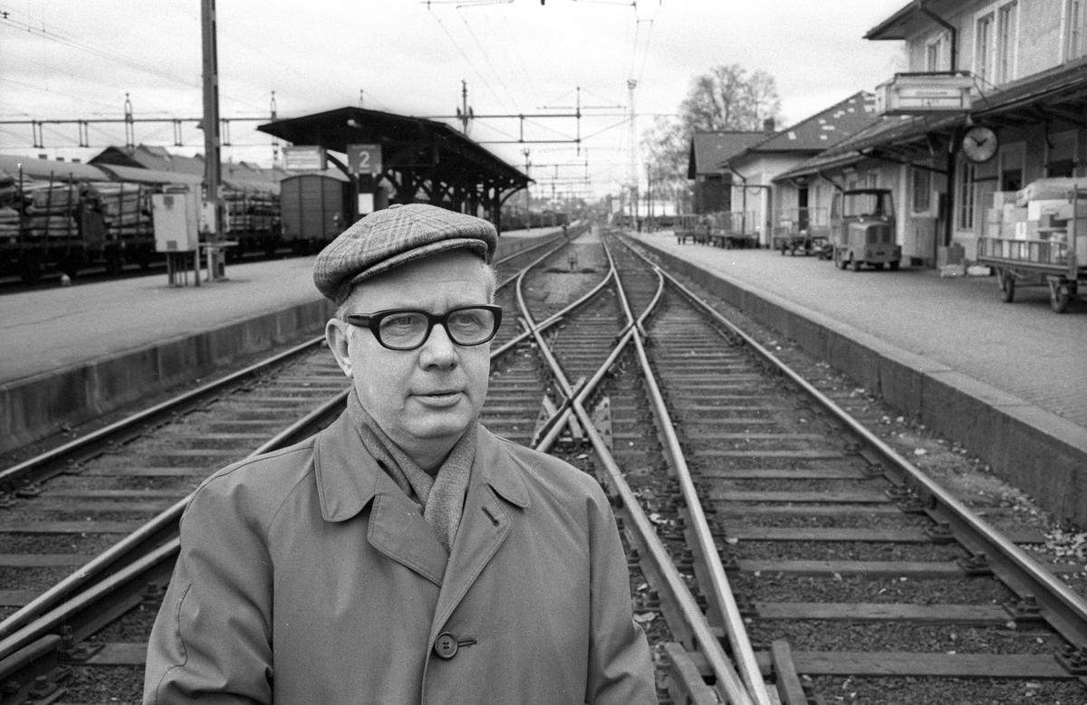 Bollnäs station