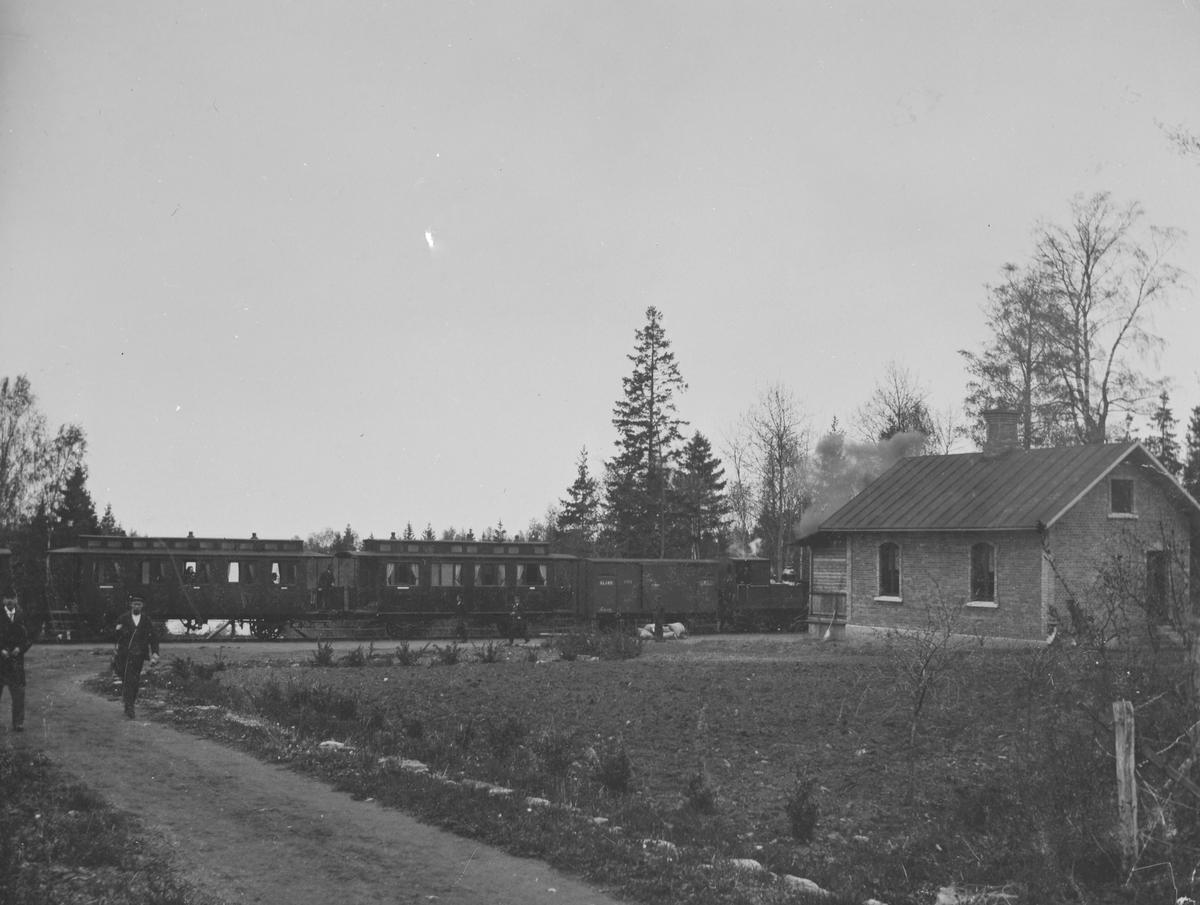 Mariestad - Kinnekulle Järnväg, MKJ.