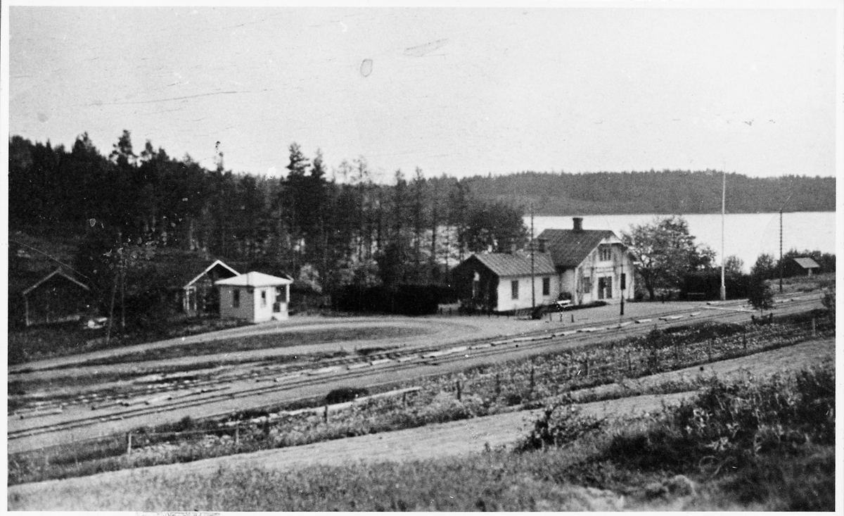 Hjorted station.