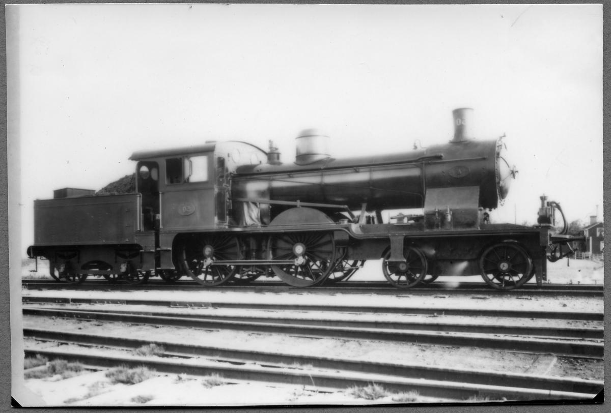 Gävle - Dala Järnvägar, GDJ C 50.
