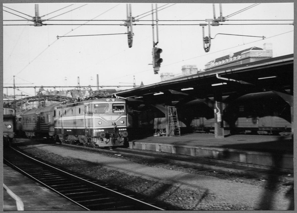 Statens Järnvägar, SJ Rc2 1126.