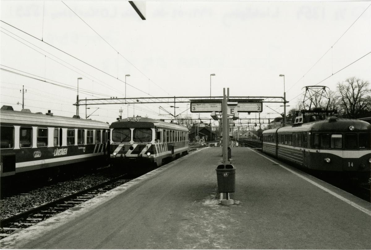 Statens Järnvägar SJ Y1 1354