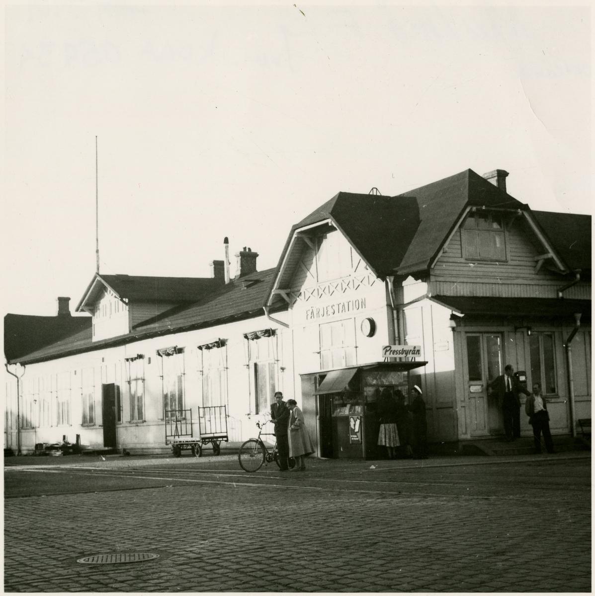 Malmö Färjestation.