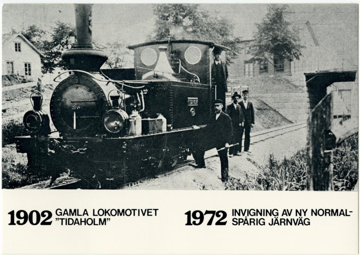Invigning av järnväg, Stubbemåla-Mönsterås
