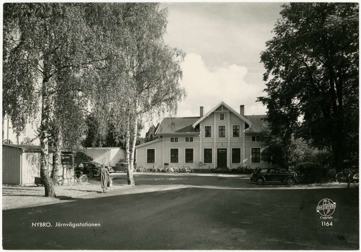Kalmar Järnväg, KJ,