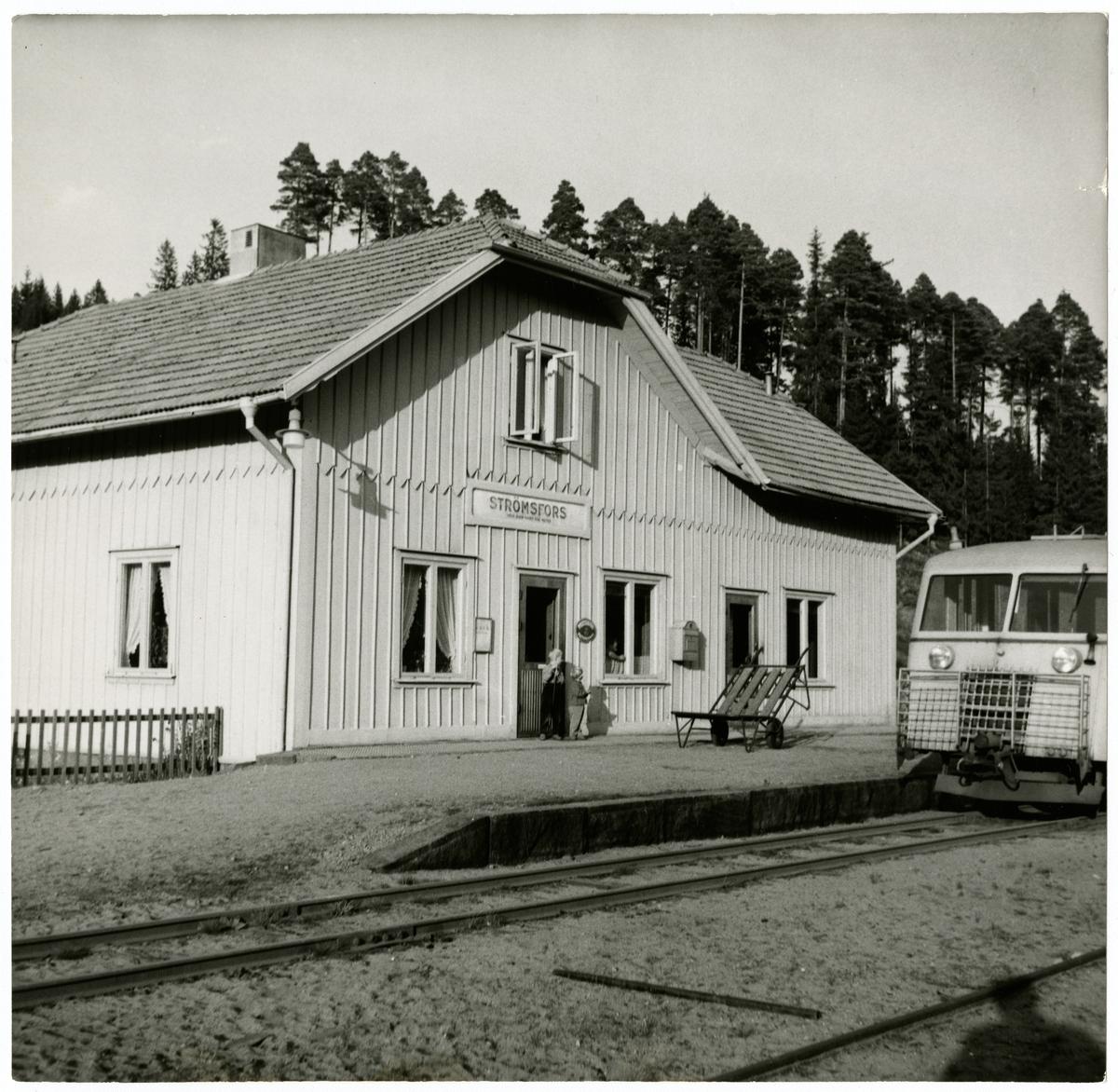 Falkenbergs Järnväg, FJ, Nedlagd av Falkenberg - Limmared. SJ X09 Hilding Carlsson Skrotad 1959.