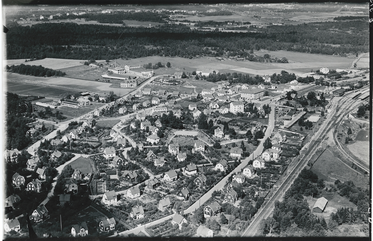 Stadsvy.