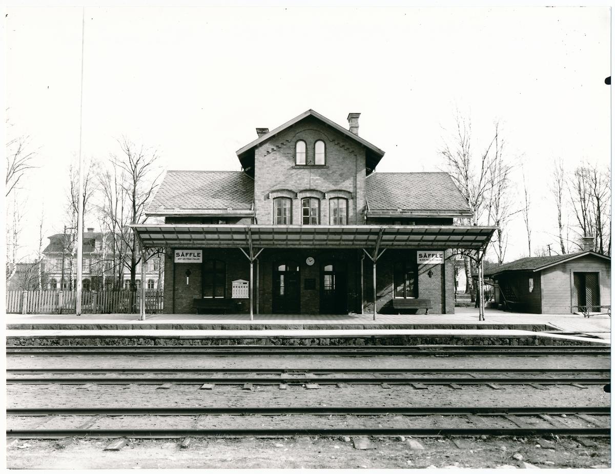 Säffle stationshus