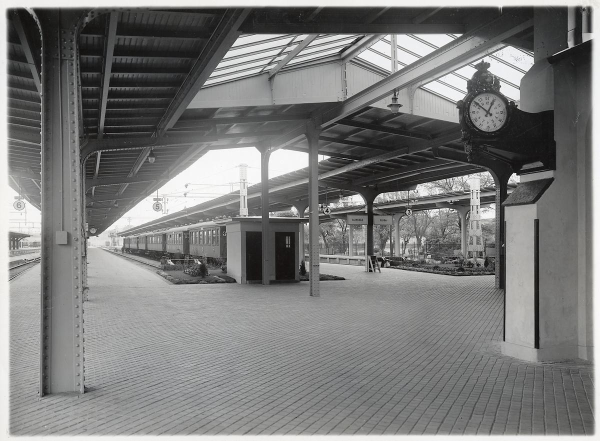 Göteborgs centralstation, spår 3 - 6